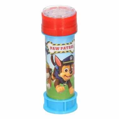 Disney 1x bellenblaas paw patrol 60 ml speelgoed voor kinderen frozen