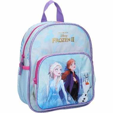 Disney frozen 2 anna/elsa school rugtas/rugzak voor peuters/kleuters/kinderen