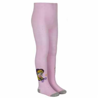 Disney frozen maillot lichtroze voor meisjes