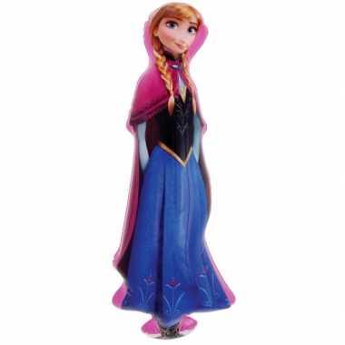 Disney  Frozen opblaasfiguren Anna