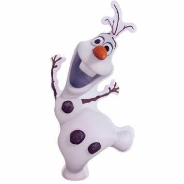 Disney  Frozen opblaasfiguren Olaf