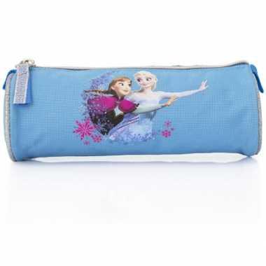 Disney  Frozen pennenzakje blauw 20 cm