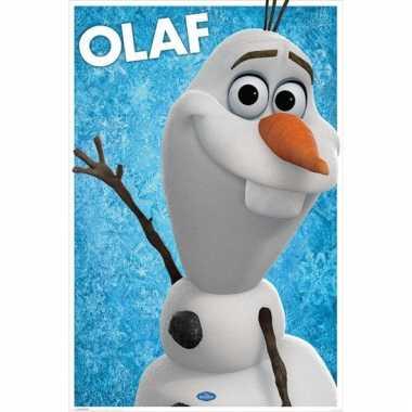 Disney  Frozen poster Olaf 61 x 91,5 cm