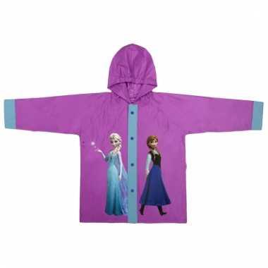 Disney frozen regenjas roze voor meisjes