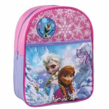 Disney  Frozen rugtas met voorvak