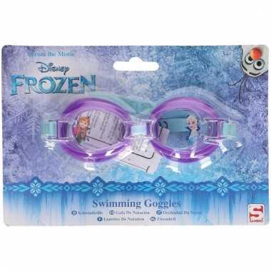 Disney jeugd zwembrillen van frozen