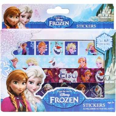 Disney sticker Frozen stickerbox