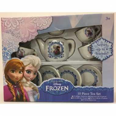 Disney theeservies frozen voor kinderen