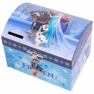 Spaarpot Disney Frozen 13,5 cm