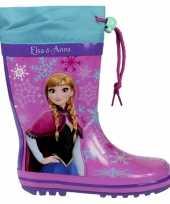 Disney frozen regenlaarzen voor meisjes