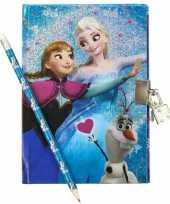 Disney kinder dagboek van frozen