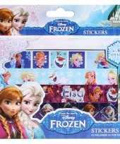 Disney sticker frozen stickerbox